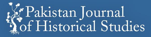 Pakistan Journal of Historical Studies header