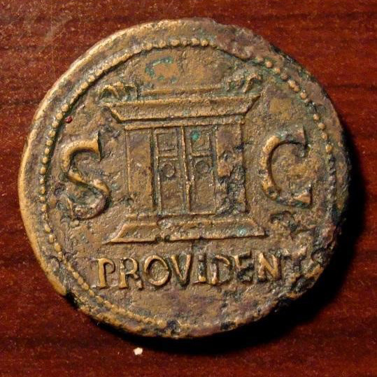 coin reverse side