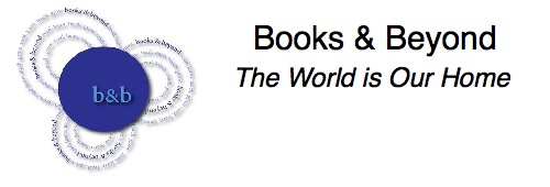 Books and beyond. The world is our home.