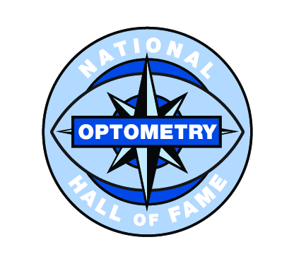 National Optometry Hall of Fame Logo