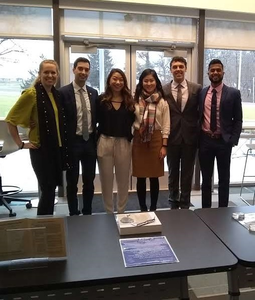 AOSA Trustees at AOA, January 4, 2019
