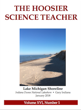 The Hoosier Science Teacher: Volume 41, Issue 1, 2018